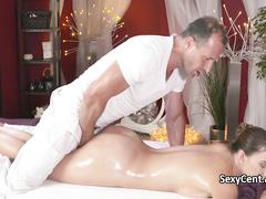 Порномассаж видео